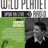 Wild Planet Radio and Late Night Library are two of Ooligan's partners in publicizing books on the air.