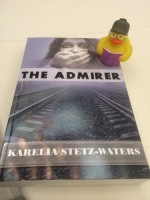 My new book and mystery duck
